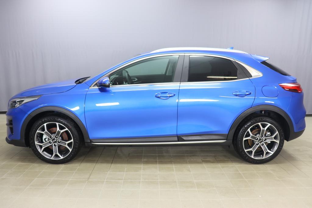 Kia Xceed 1.5 T-GDI MHEV Spirit Aut. MY21B3L Blue Flame metallic
