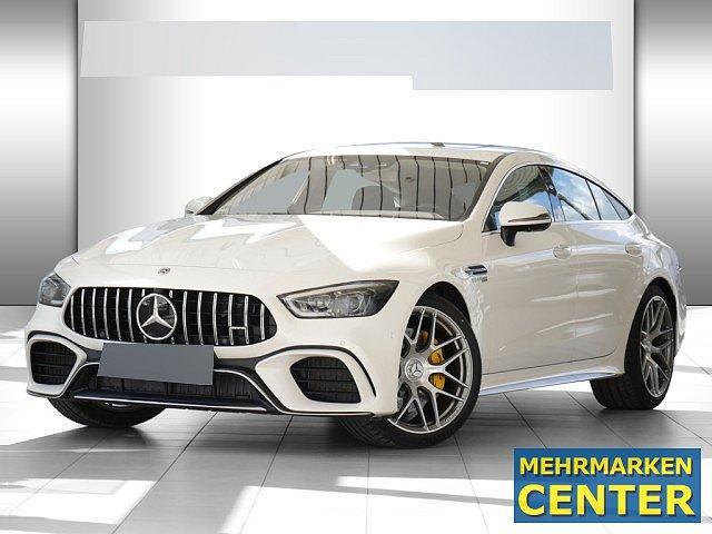 Mercedes-Benz AMG GT - 63 S 4M+ Burm3D HighClassF Dynamic+ 21