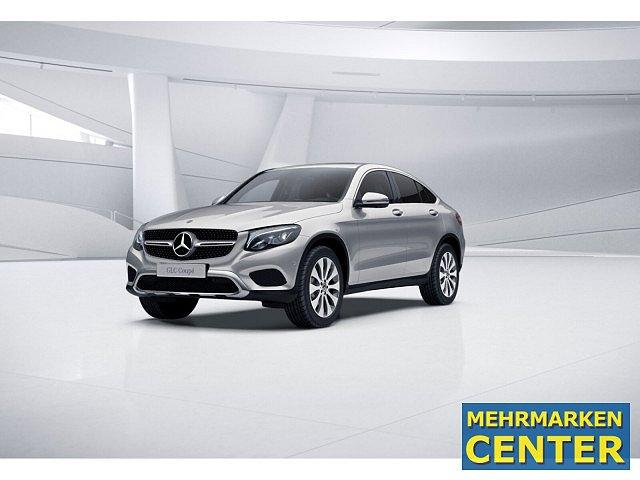 Mercedes-Benz GLC - 220 d 4M Coupé SHD Navi LED 360 Bluetooth Kl