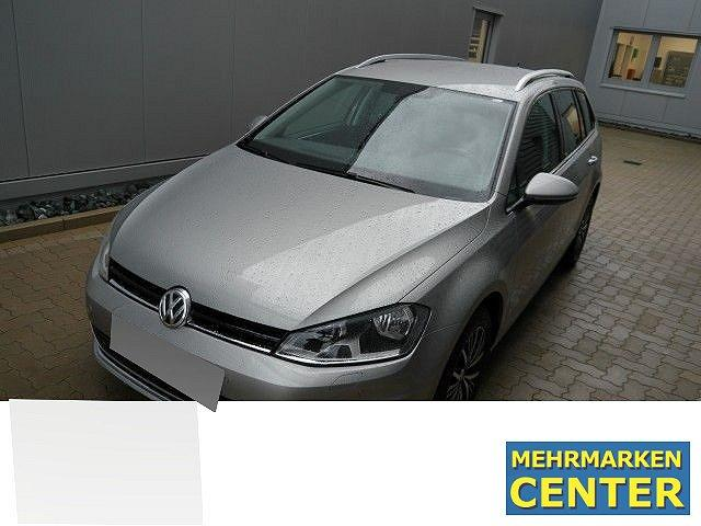 Volkswagen Golf Variant - 7 VII 1.6 TDI Allstar Navi LightAssist Sitzhzg. ParkPilot