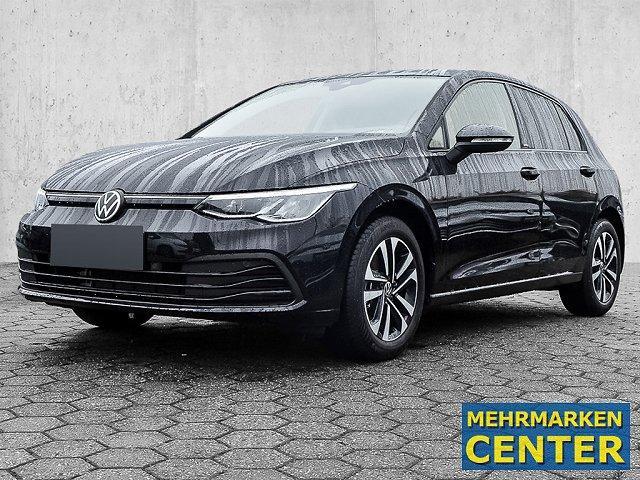 Volkswagen Golf - VIII 1.0 TSI United NAVI LED ANSCHLUSSGARAN