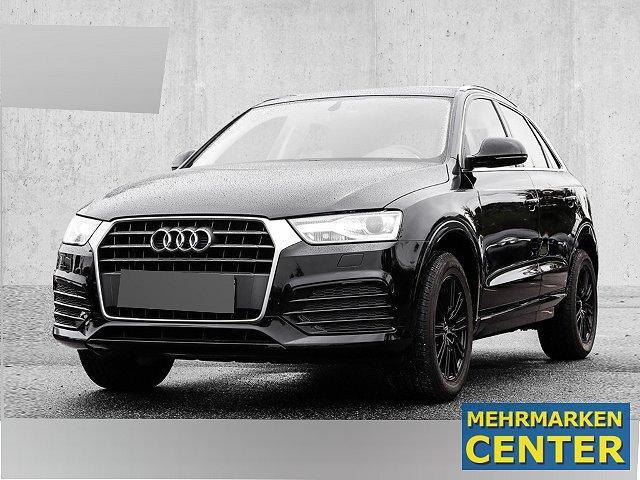 Audi Q3 - sport 2.0 TDI Keyless LED-Tagfahrlicht Multif.Lenkrad Klima SHZ PDC CD AUX USB MP3
