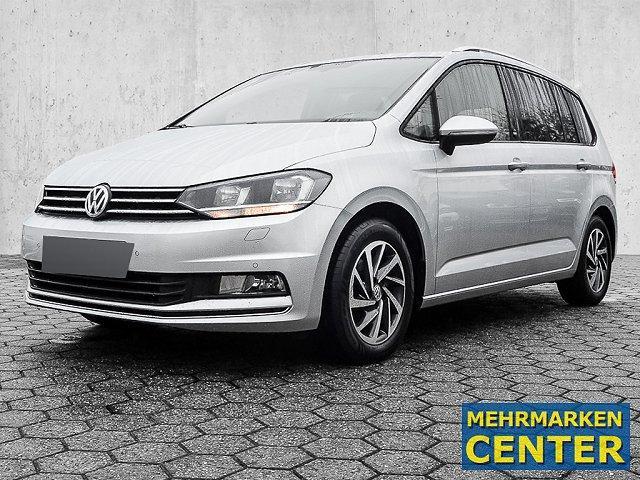 Volkswagen Touran - 1.6 TDI SOUND NAVI ACC