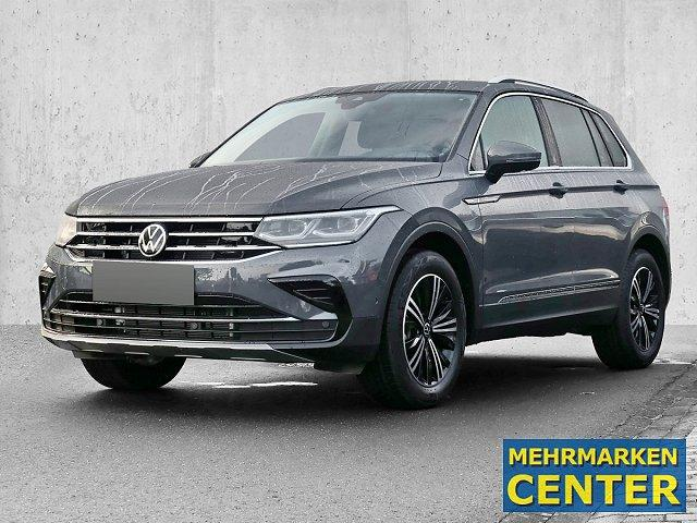 Volkswagen Tiguan - 1.5 TSI DSG Elegance NAVI PRO HEAD UP 5J