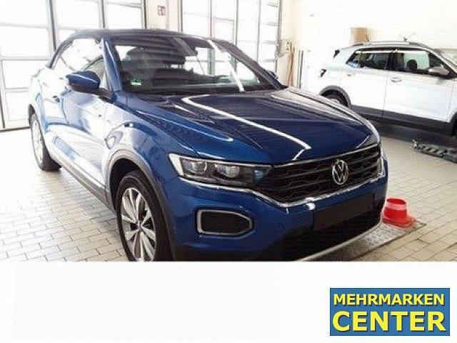 Volkswagen T-Roc Cabriolet - 1.5 TSI DSG Style ACC LED Navi Assistenz Kamera