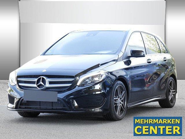 Mercedes-Benz B-Klasse - B 200 d AMG Line Navi LED Memory Kamera Spurh-To