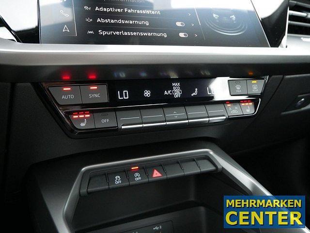 Audi A3 Sportback 35 TFSI ACC LED Navi VC AudiSound