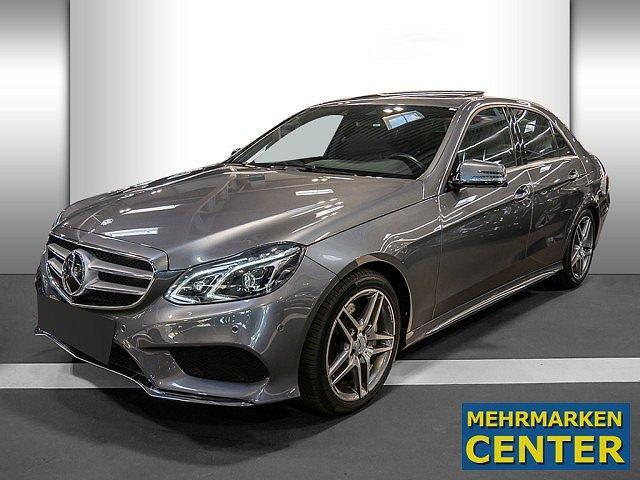 Mercedes-Benz E-Klasse - E 350 BT 4M AMG Sport Standhz Distr HK SHD