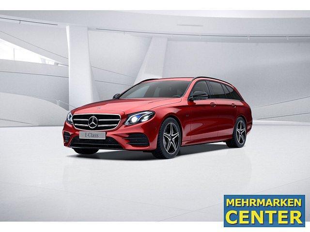 Mercedes-Benz E-Klasse - E 300 de T AMG Sport Night AHK HUD 360 Burm Dist