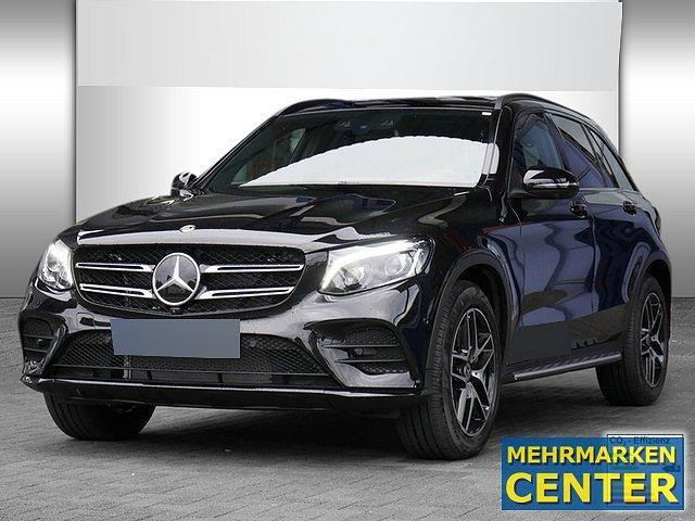 Mercedes-Benz GLC - 350 d 4M AMG Sport AHK Abstandstemp. LED Pan