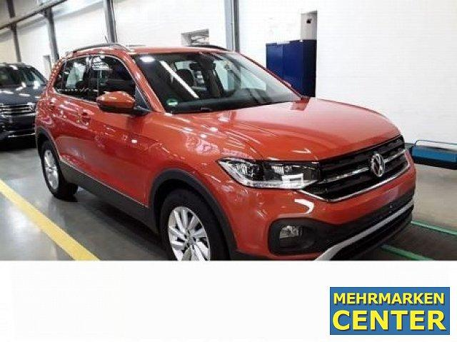 Volkswagen T-Cross - 1.6 TDI Life ACC/LED/Navi/Bluetooth/Klima/Sitzhzg
