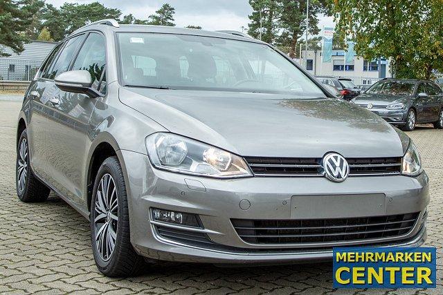 Volkswagen Golf Variant - Variant*ALLSTAR*1.6 TDI/SHZ/NAVI/PDC/*AHK*