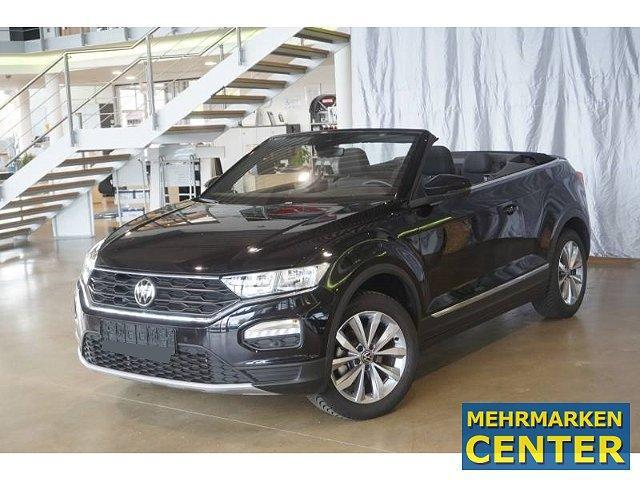 Volkswagen T-Roc Cabriolet - Cabrio Style 1.0TSI Navi SHZ 2xPDC Klimaaut