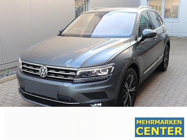 Volkswagen Tiguan - 2.0 TDI DSG 4M Highline Navi,AHK,HUD,LED,LM18