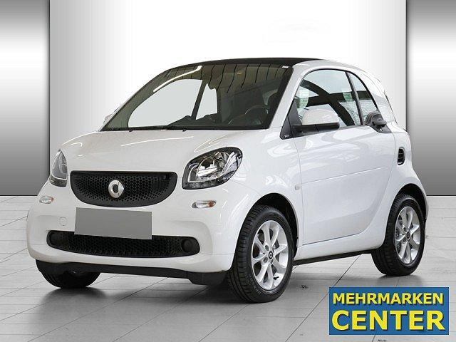 Smart fortwo - coupe passion 453