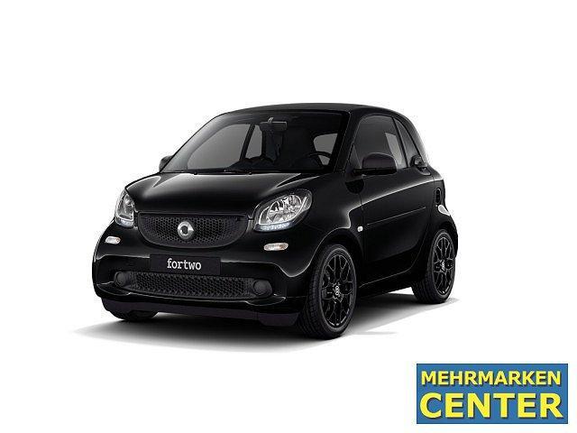 Smart fortwo - 52 kW passion Sportp. CoolMedia Navi 16