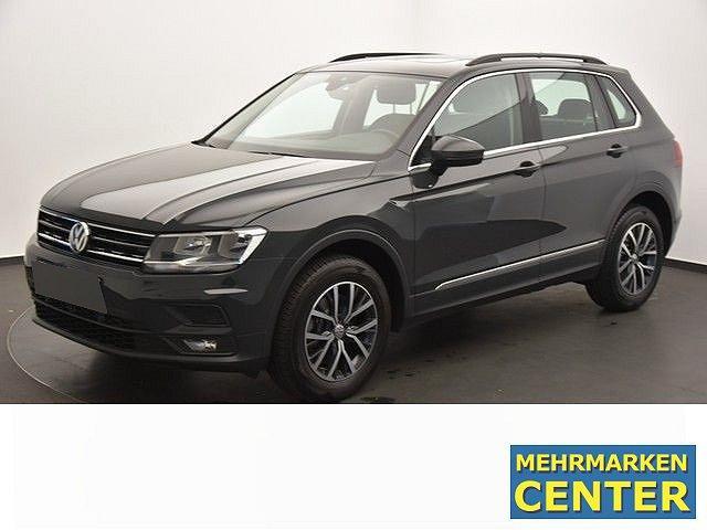 Volkswagen Tiguan - 2.0 TDI 4Motion DSG Comfortline Head Up/ACC/Media/Pano/AHK