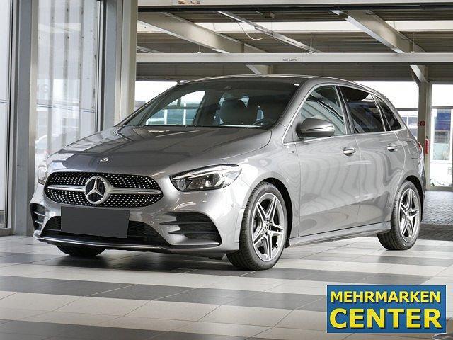 Mercedes-Benz B-Klasse - B 200 d AMG Sport Abstandstemp. LED Navi Spurh.-