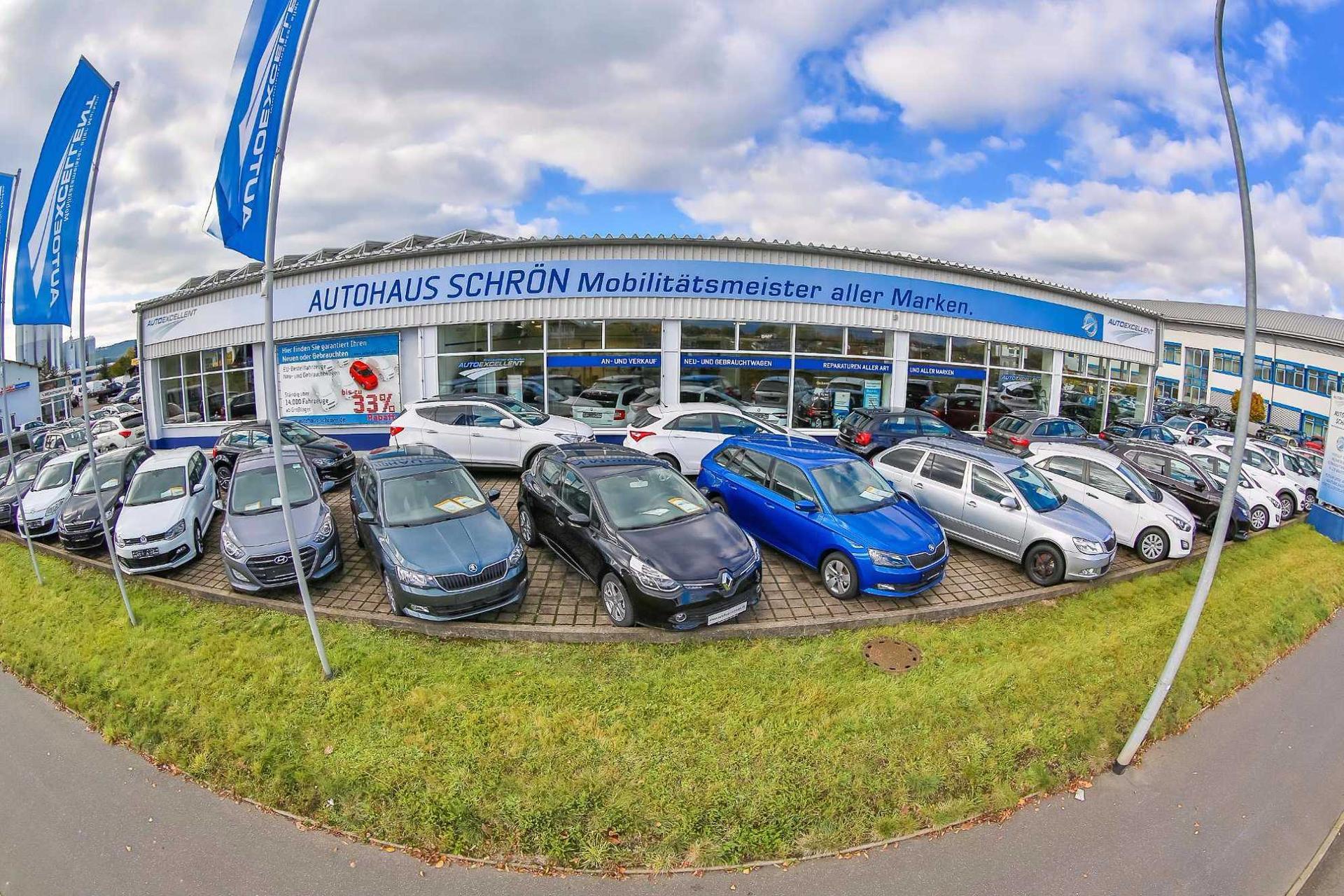 Autohaus Schrön GmbH - Mobilitätsmeister aller Marken EU Neuwagen mit Mobilitätsgarantie