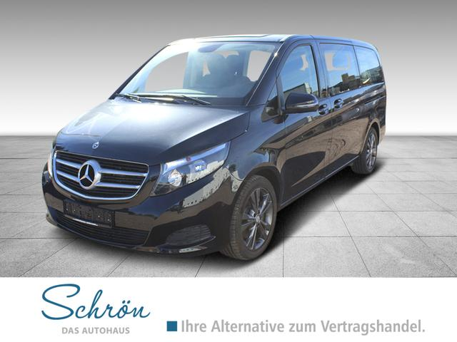 mercedes benz v klasse eu neuwagen g nstige mercedes. Black Bedroom Furniture Sets. Home Design Ideas