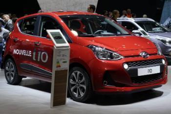 EU-Neuwagen Hyundai i10 Reimport