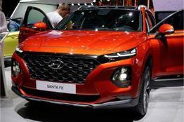 EU-Neuwagen Hyundai Santa Fe Reimport