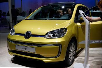 EU-Neuwagen Volkswagen up! Reimport