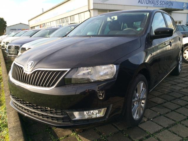 Skoda Rapid Spaceback - Active