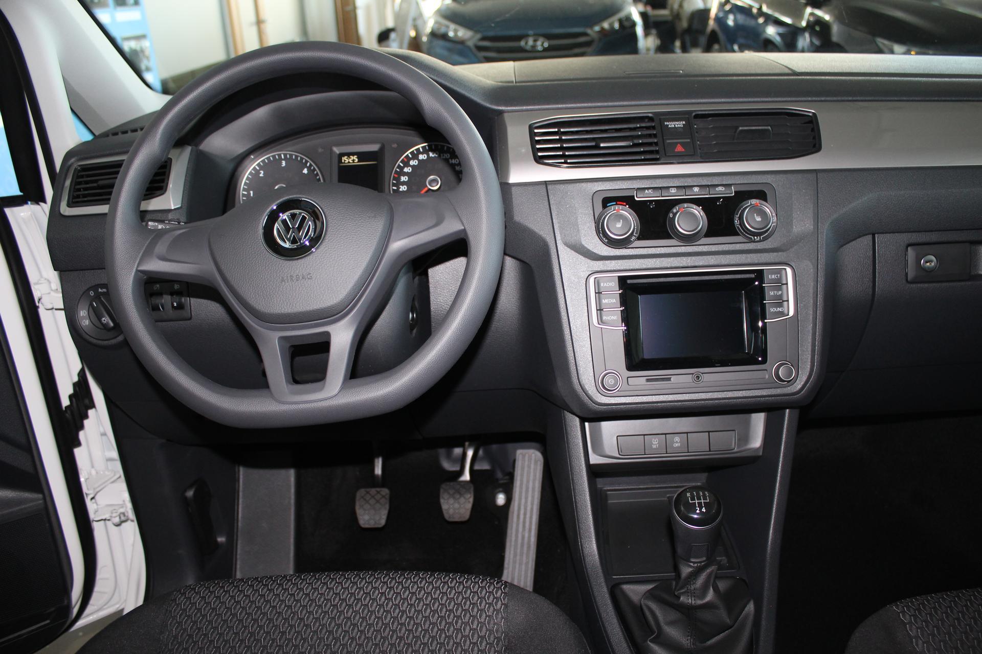 Volkswagen Caddy Trendline bei EU-Autohaus Schrön