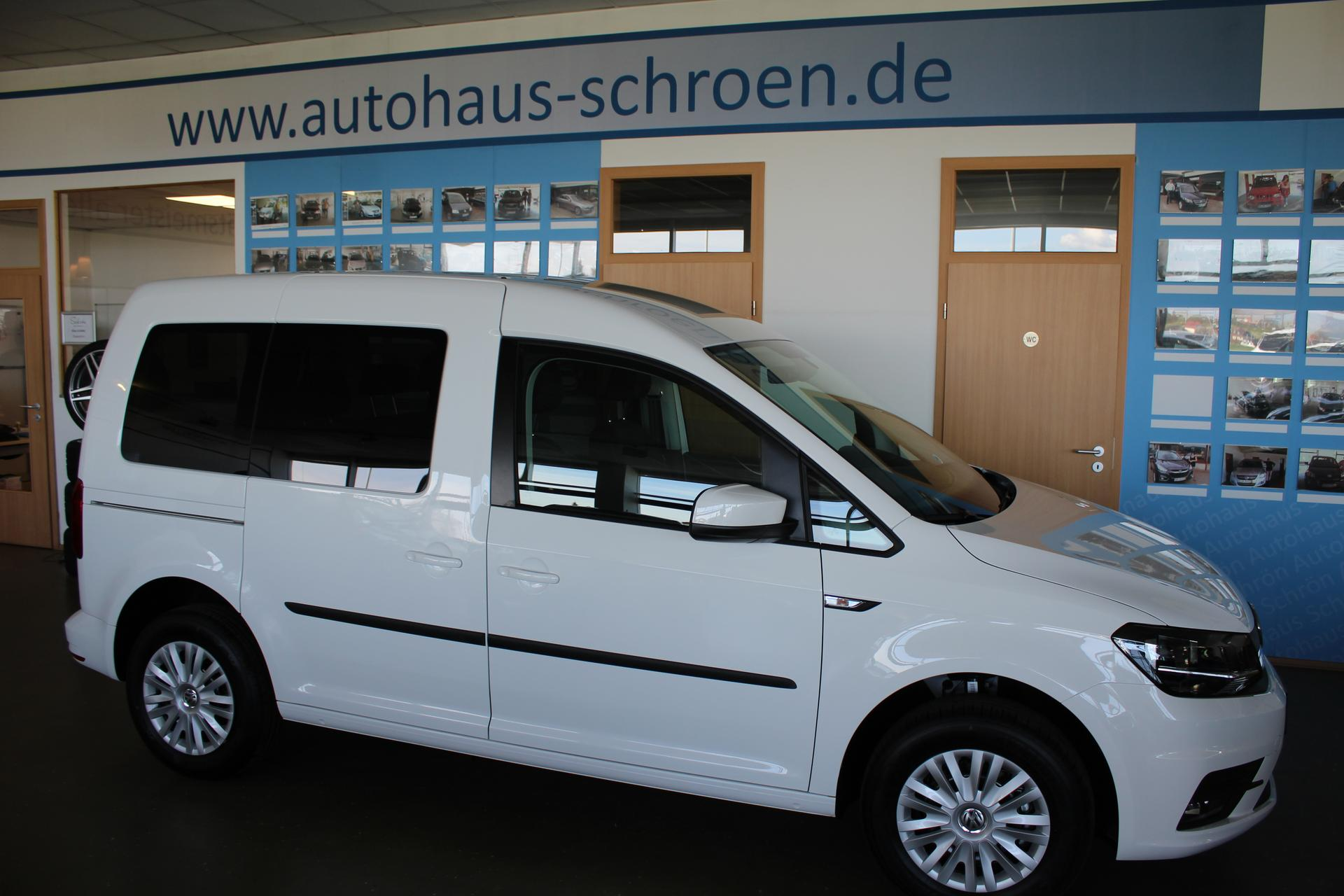 volkswagen caddy beach maxi bei eu autohaus schr n. Black Bedroom Furniture Sets. Home Design Ideas