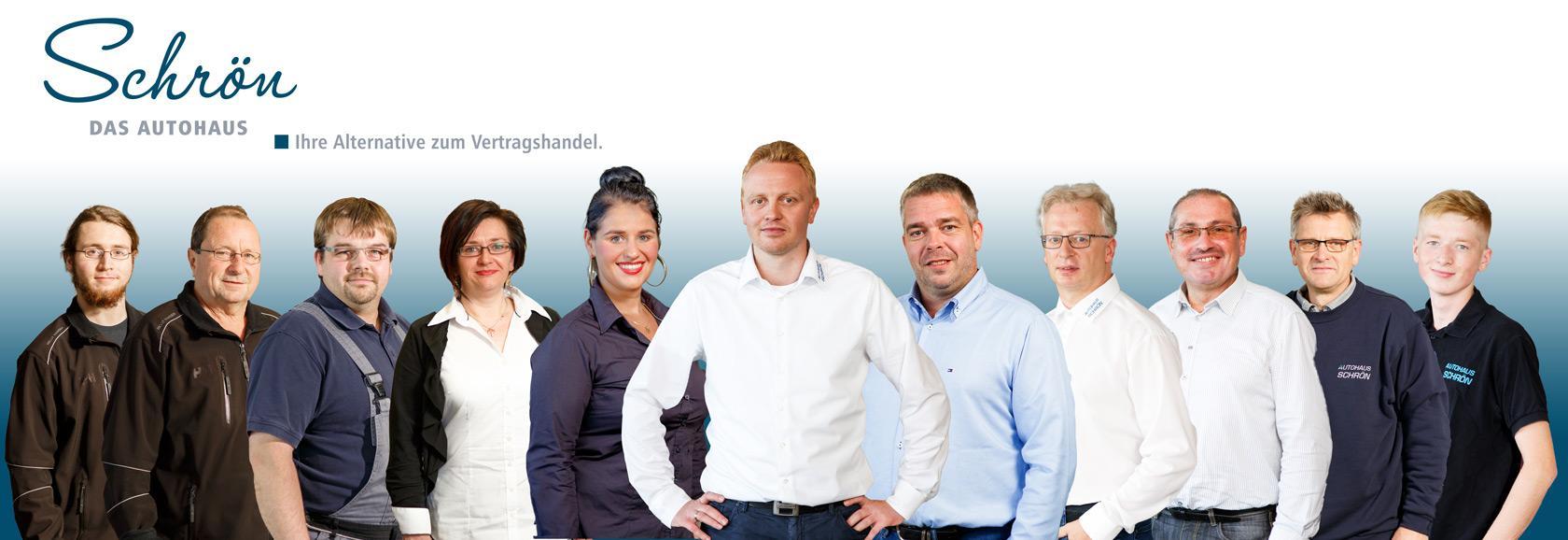 Autohaus Schrön GmbH - Team
