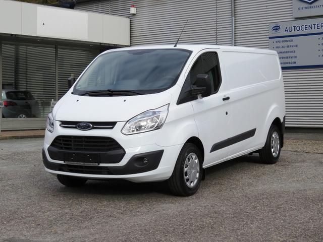 Ford Transit Custom - NEU 2.0 TDCi AT 130 L1 H1 320 Tr