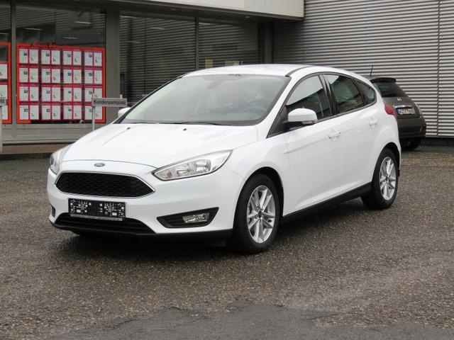 Ford Focus - 1.0 Eco 125PS MY17 ST-Line SYNC 3, PDC, W
