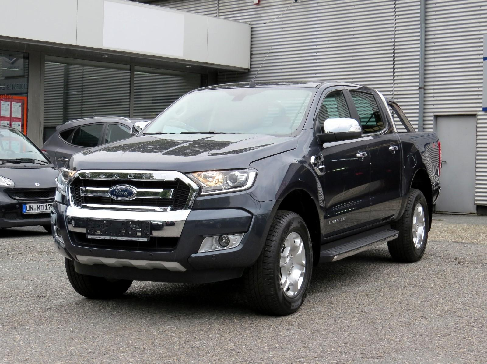 ford ranger 3 2 tdci limited allrad automatik doppelkabine. Black Bedroom Furniture Sets. Home Design Ideas