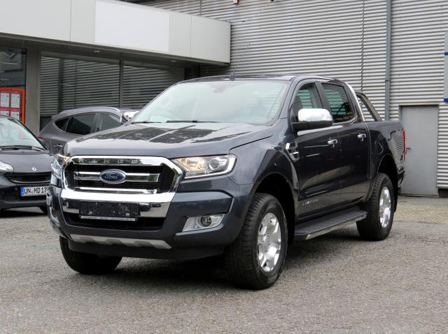 Ford Ranger - Wildtrack Double Cab