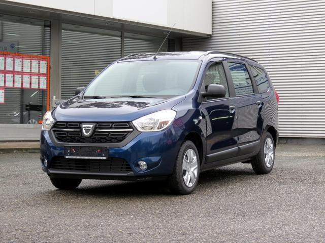Dacia Lodgy - SCe100 s&s 7-Sitzer Navi Klima B.tooth re