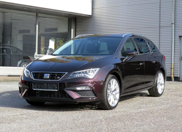 Seat Leon ST - MY18 1.4 TSI Xcelence LED, Media-Plus,