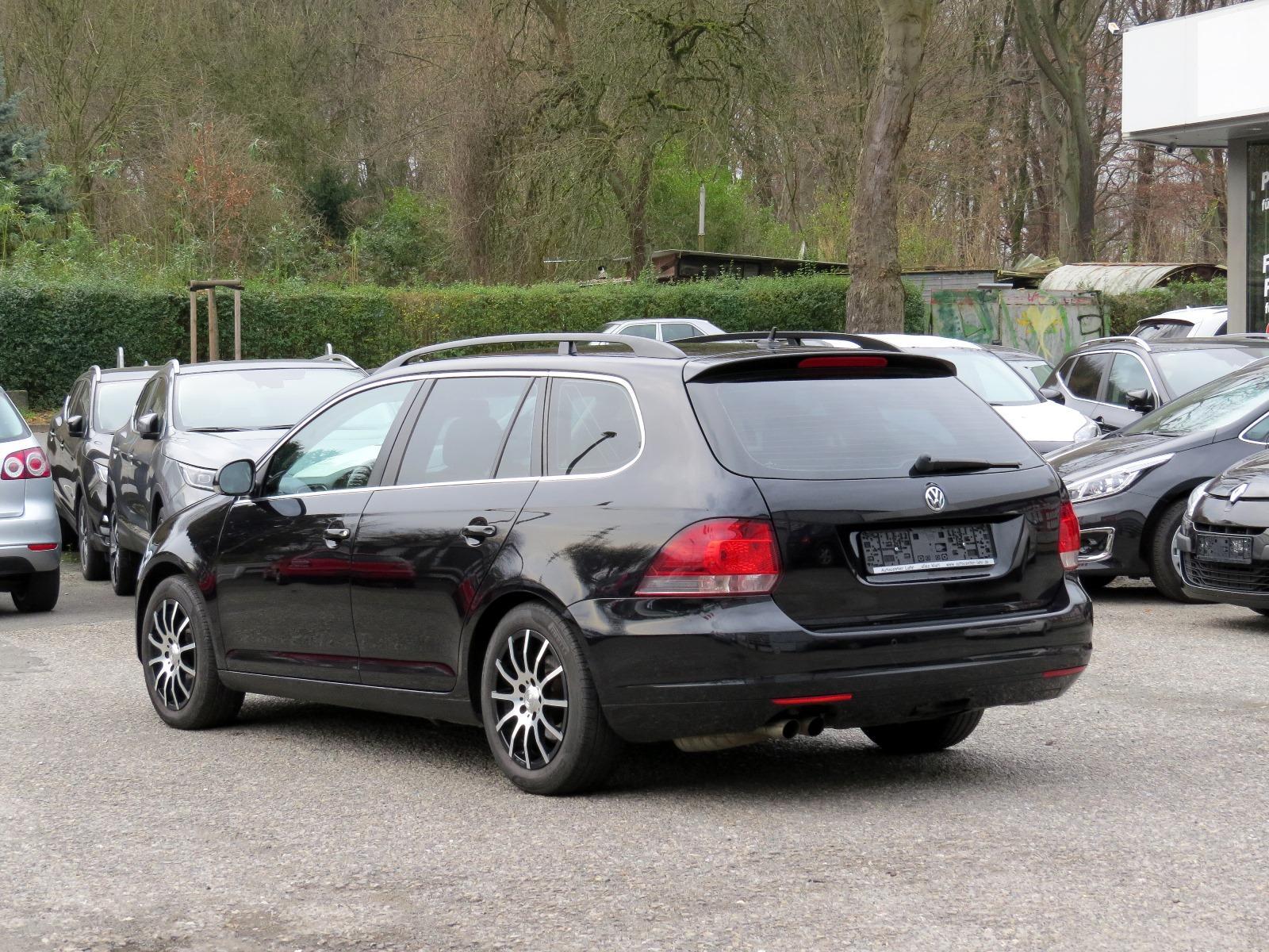 Volkswagen Golf Variant VI 1.4 TSI Comfortline AHK Tempomat ...