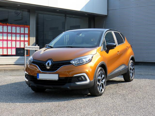 Renault Captur - TCe90 Navi LED Panorama Sitzheizung Kamera 17 Zoll