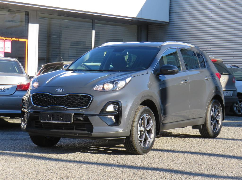 kia sportage 1 6 crdi dct facelift navigation sitzheizung. Black Bedroom Furniture Sets. Home Design Ideas