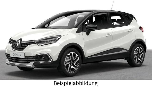 Renault Captur - TCe150 AT NAVI LED shzg R.Cam/P.sen alu17 S.Key Privacy klimaaut Sicht.P