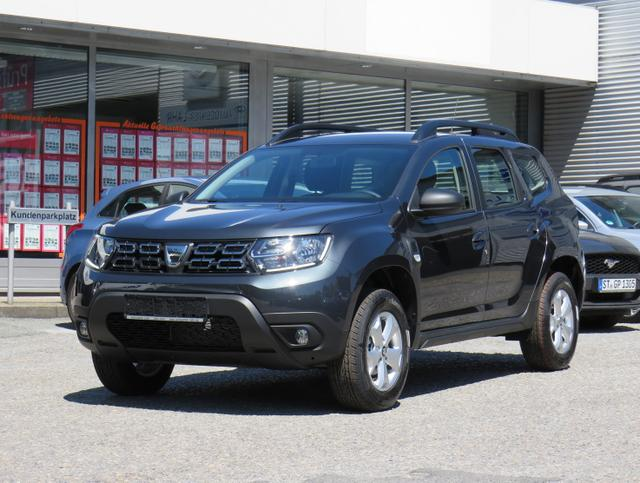 Dacia Duster - TCe150 s&s Redline Navi M.view.Cam alu17 Privacy Klimaaut Reling T.omat Nsw