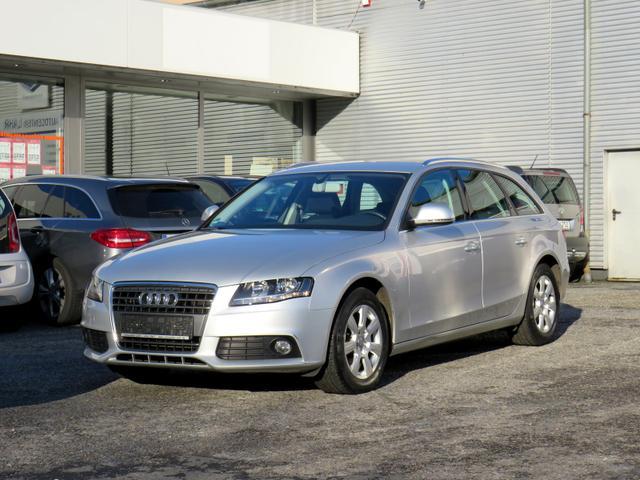 Audi A4 Avant Ambiente 2.0 TFSI AHK abnehmbar Sitzheizung