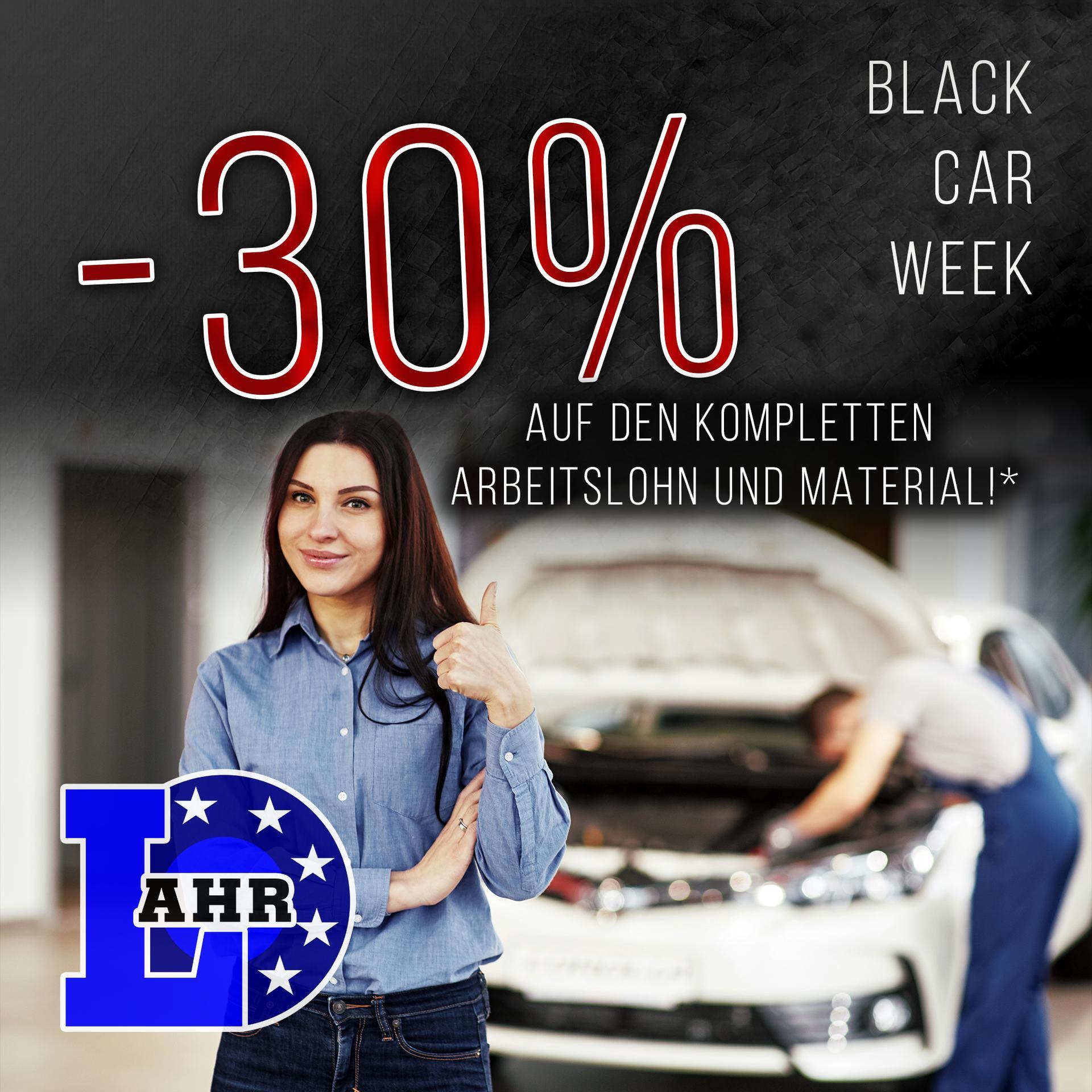 Black Car Week Angebote 2020
