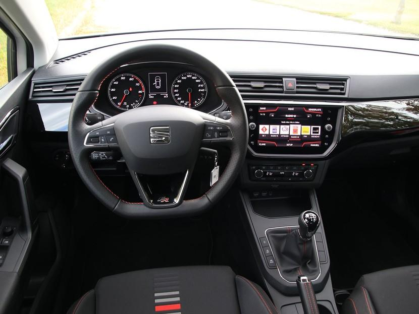 seat eu ibiza 1 0 tsi fr navi virtual cockpit panorama. Black Bedroom Furniture Sets. Home Design Ideas