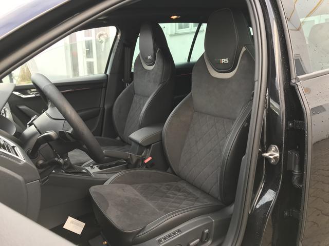 Skoda Octavia Combi RS 245 DSG CANTON|AHK|PANORAMA