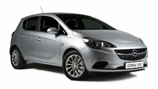 Vorlauffahrzeug Opel Corsa - 120 Jahre Edition Navi|Kamera|DAB |Sitzheiz.|
