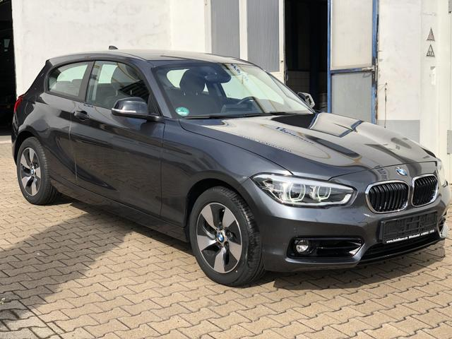 Gebrauchtfahrzeug BMW 1er - 118 i Sport Line |1.Hand|LED-Scheinwerfer|PDC|