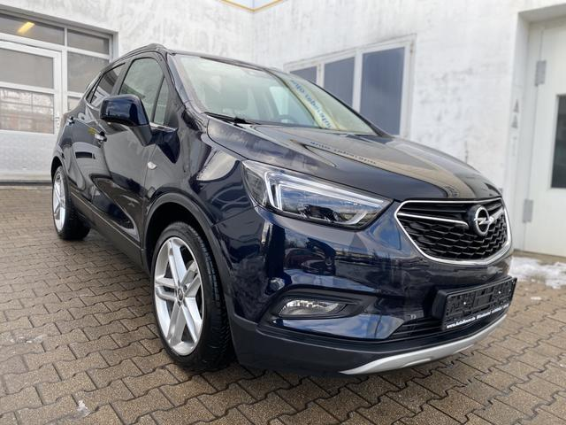 Gebrauchtfahrzeug Opel Mokka X - Ultimate 1.Hand|Kamera|Leder|19 Zoll|
