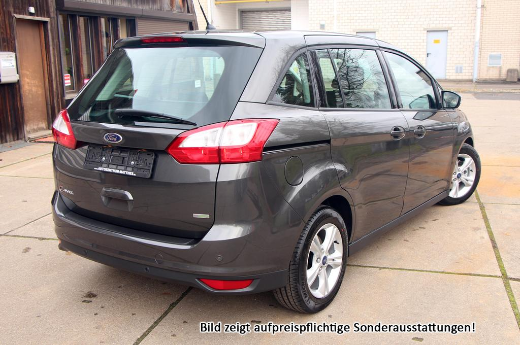 ford grand c max trend klima ips zv mit fb bordcomputer und viele weitere autos als. Black Bedroom Furniture Sets. Home Design Ideas